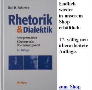 Rhetorik & Dialektik, 17. Auflage